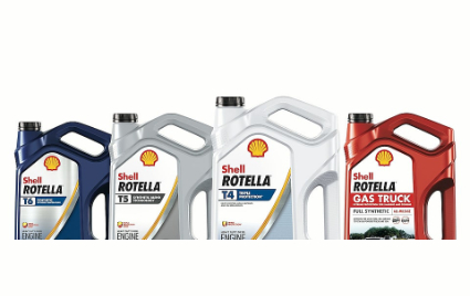 Choose Shell Rotella® T4 Triple Protection®, Shell Rotella® T5 Synthetic Blend or Shell Rotella® T6 Full Synthetic
